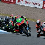 Kade Verwey In Command At Knockhill, Takes British Junior Supersport Championship Lead