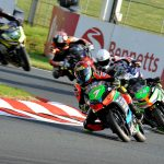 Kade still in title contention despite being taken out at Oulton